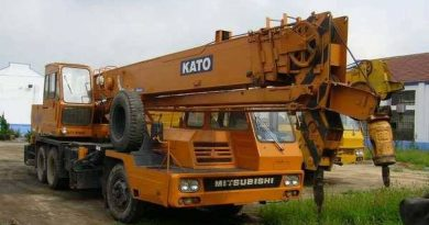 Cẩu 16 – 20 tấn