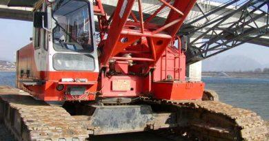 Cẩu 50 – 55 tấn